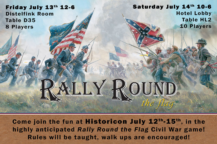 Rally at Historicon
