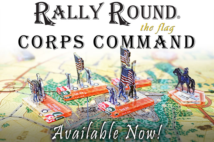 Corps Command Available Now!
