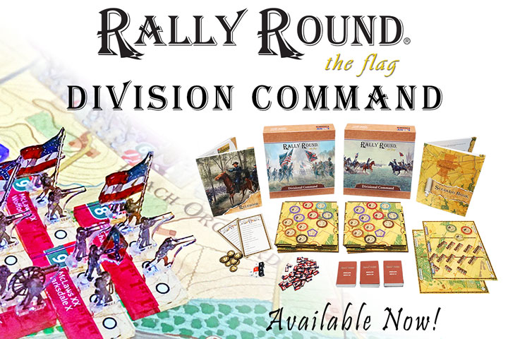 Division Command Available Now!
