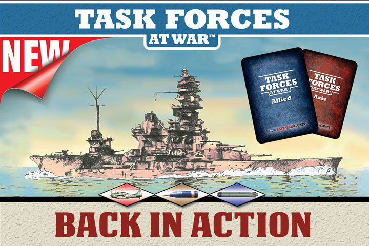 Task Forces at War is Back!
