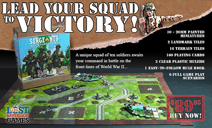 Lost Battalion Games