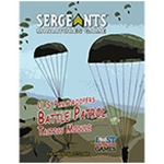 The US Paratrooper Battle Patrol Tactics Module adds team oriented tactics and abilities to your Airborne troops.