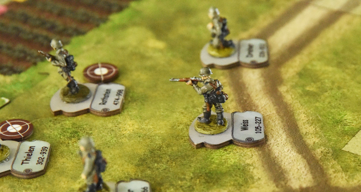 Sergeants Miniatures Game