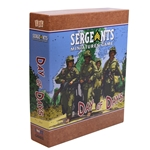 Sergeants Day of Days is a skirmish combat game that recreates the Airborne invasion of Normandy.