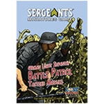 Sergeants German Light Infantry Battle Patrol Tactics Module