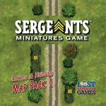 SMG Map Pack 1 - Roads and Hedges
