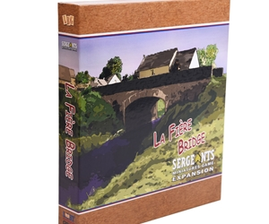 La Fière Bridge expands Sergeants Miniatures Game Day of Days.